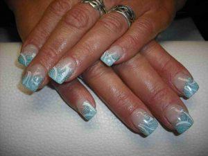 Fingernägel Beispiel Fotos 021