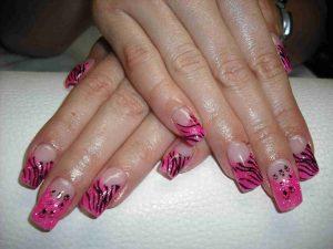 Fingernägel Beispiel Fotos 031