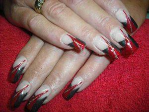 Fingernägel Beispiel Fotos 032