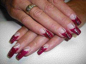 Fingernägel Beispiel Fotos 034