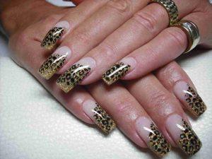 Fingernägel Beispiel Fotos 036