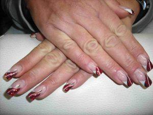 Fingernägel Beispiel Fotos 040